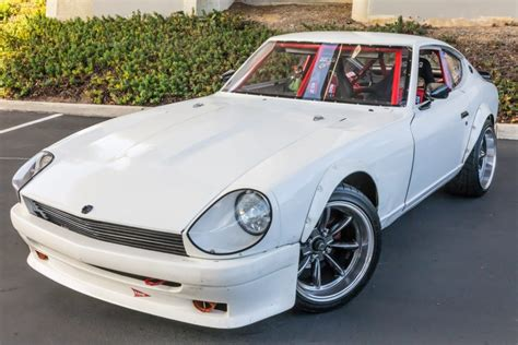 Ls1 Datsun by Ls1 Powered 1973 Datsun 240z For Sale On Bat Auctions