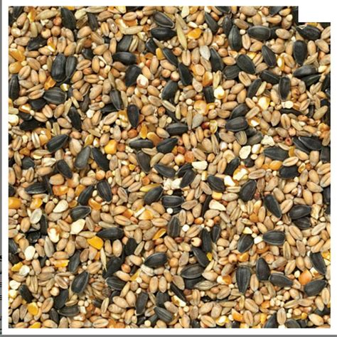 johnston jeff standard wild bird seed 20kg feedem