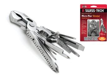 22 In 1 Edc Multitool Multitools Multi Tool Tools Tang Survival Pouch Multitool Swiss Tech Micro Max Xtreme 22 In 1 Edc
