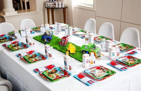 paw patrol table ideas kara s ideas chic paw patrol birthday kara s