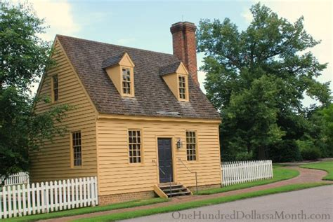 Small Home Builders In Virginia Homes Of Colonial Williamsburg Va