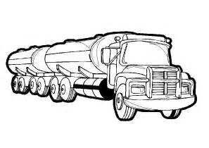 trucks coloring pages truck coloring pages coloringpages1001
