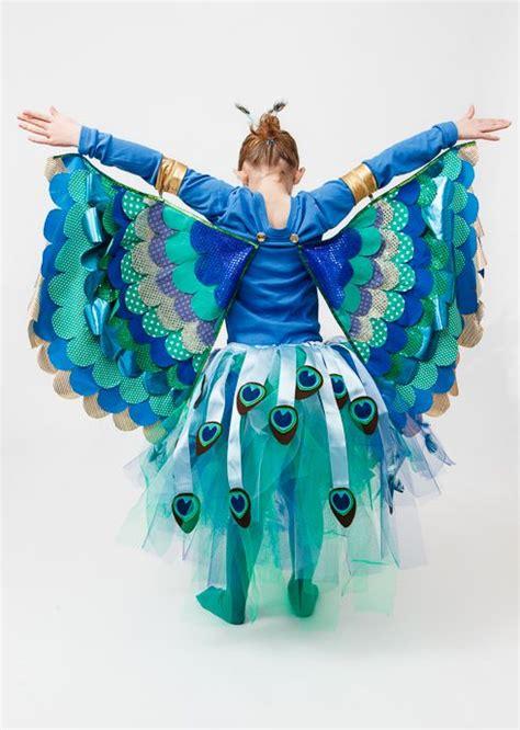 Handmade Peacock Costume - best 25 peacock costume ideas on diy peacock