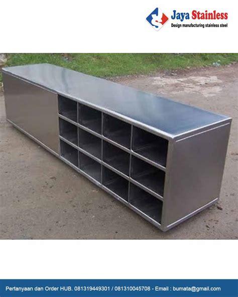Rak Sepatu Stenlis rak sepatu stainless model cabinet shoe rack cabinet