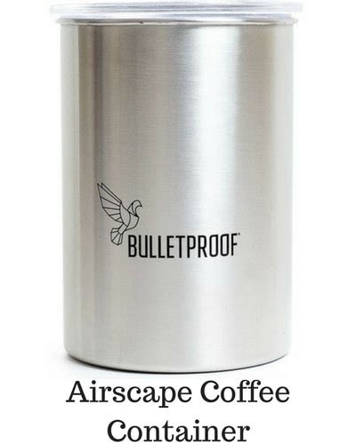 airscape kitchen canister bulletproof 174 airscape 174 kitchen canister review