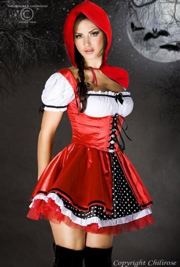 red riding hood costume sexy fairytale