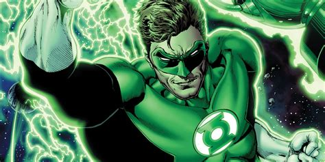 hal jordan and the justice league movie reportedly features green lantern appearance