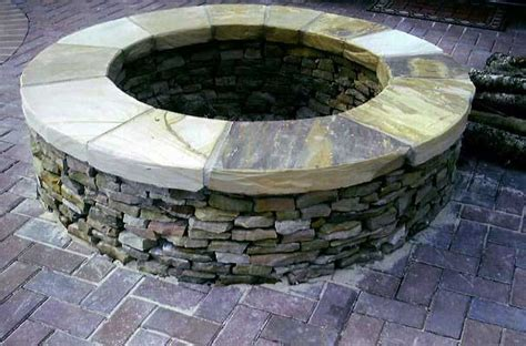 backyard rock fire pit ideas fire pit areas stone fire pit ideas rock outdoor fire pit