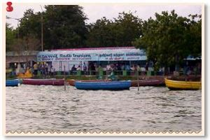 muttukadu boat house chennai water sports in chennai