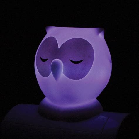night owl reading light night owl colour change night light