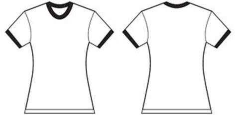 Ringer T Shirt Template Stock Vector Illustration Of Gradient 75358891 Ringer T Shirt Template