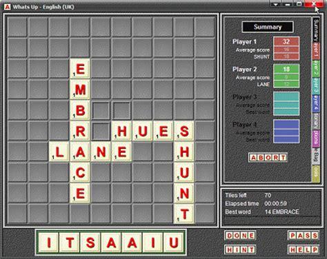 is wu a scrabble word upwords free pedustload