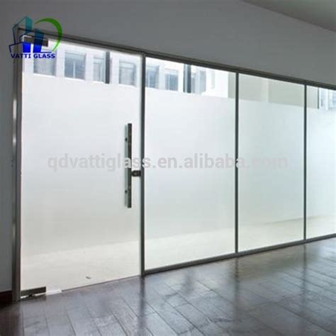 Glass Door Partition Tempered Glass Door Bathroom Glass Partitions For Shower Room Living Room Glass Partition