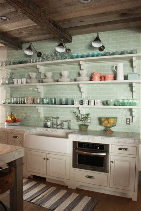 kitchen wall shelving amazingly genius diy ideas 32 project pictures