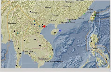 earthquake vietnam earthquake in hai phong hanoi s buildings vibrate news