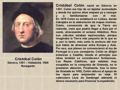 biografia cristobal colon resumen pin by francisco reyes on cristobal colon pinterest
