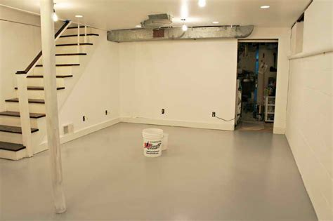 Basement Basement Floor Ideas Basement Flooring Ideas Painting Basement Floor Ideas
