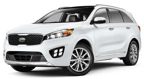 Kia Sorento Mpg 2016 Kia Sorento Mpg Ratings For All Three Engine Options