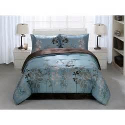 Walmart Bedroom Comforter Sets Botanica Bedding Comforters Sets Walmart