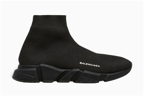 Sepatu Balenciaga Speed Trainer sock sneakers got big in 2017 are they the most popular