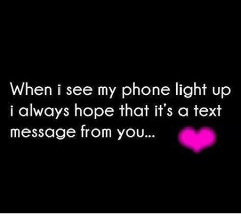 light on my phone when i see my phone light up i always that it s a