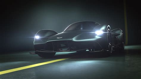 aston martin hypercar how kers works autoevolution