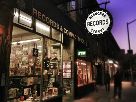 Records In New York Why The New York City Record Store Still Matters