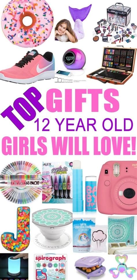 gifts for 11 year old tomboys presents for 12 year decore