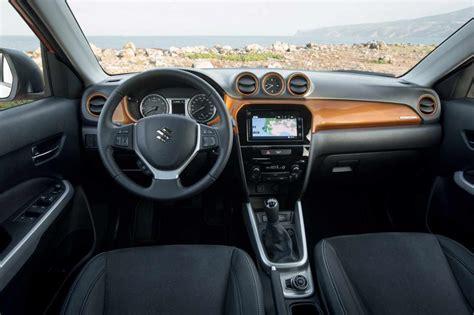 Suzuki Inside Suzuki Vitara 2015 Interior
