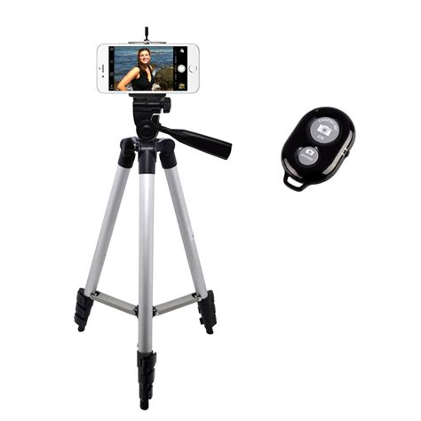 50 quot tripod and bluetooth remote for apple iphone 7 7 6 6 plus 5c 5s ebay