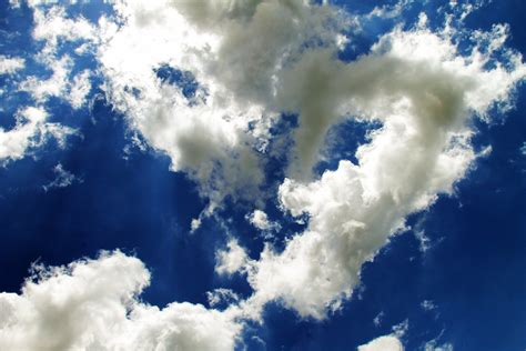 earth atmosphere blue bright clouds wallpaper free images landscape nature light cloud sun white