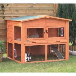 kaninchen haus natura kaninchenstall 62324 trixie g 252 nstig bestellen