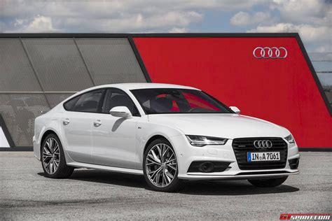 Audi A7 2015 2015 audi a7 sportback facelift review gtspirit