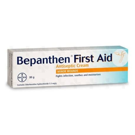 tattoo aftercare bepanthen cream or ointment bepanthen first aid antiseptic wound healing cream 1 x 30