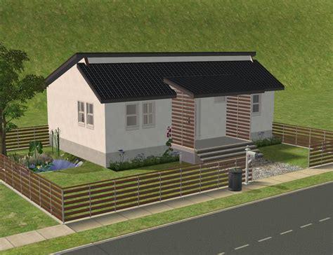 the basic house mod the sims basic line 2 starter house