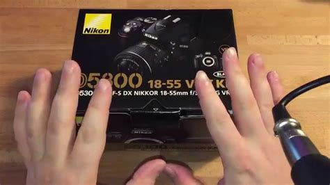 D5300 Kit 18 55 Mulus nikon d5300 digital slr with 18 55mm vr ii compact lens kit unboxing impressions
