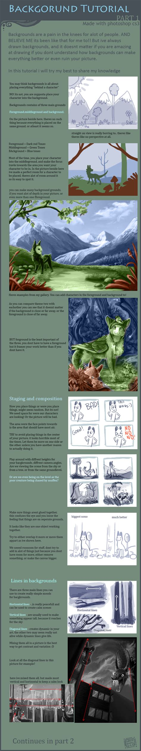 tutorial photoshop deviantart background tutorial part1 by griffsnuff on deviantart