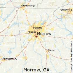 best places to live in morrow georgia