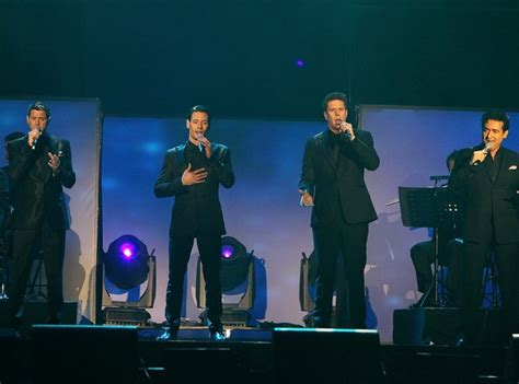 il divo tour schedule il divo s performance katherine jenkins and