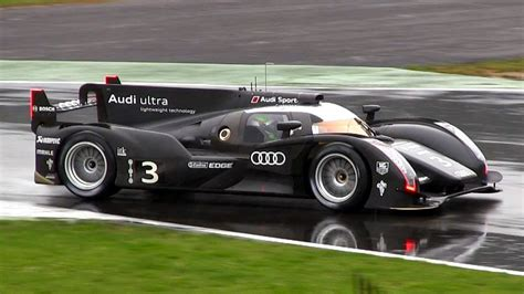 Audi Lmp1 by 2012 Audi R18 Ultra Lmp1 Sound Test At Monza Circuit