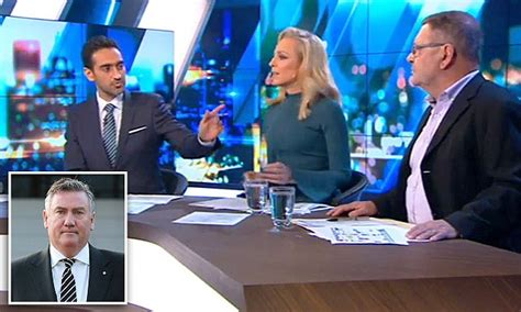 steve mclaren journalist argumentative writing waleed aly sticks up for carrie bickmore in argument with australian journalist steve price
