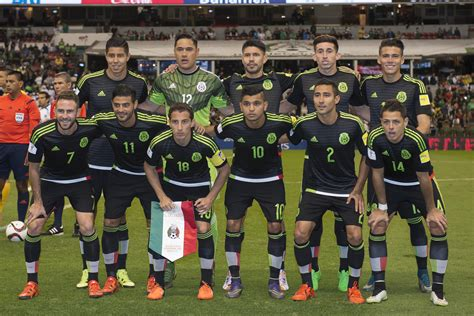 seleccion la related keywords suggestions for seleccion mexicana 2016