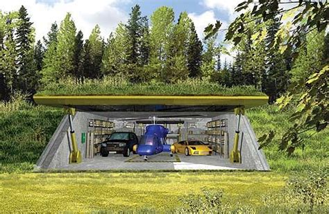 Log Cabin Garage Plans by Which Of These Underground Shelters Is Best I Hope To