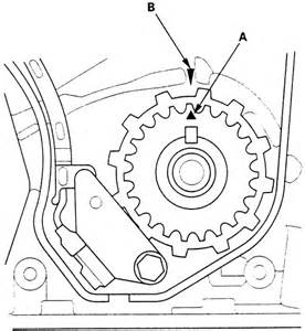 honda v6 timing belt diagram honda free engine image for