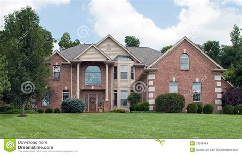 Image Of Country House country estate brick house stock images image 33599894