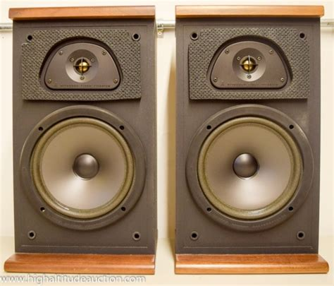 ar acoustic research tsw 210 bookshelf speakers