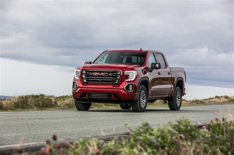 2019 Gmc Horsepower by 2019 Gmc At4 Adds Horsepower With Road