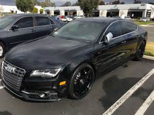 Audi S7 Blacked Out Audi Rs7 Blacked Out Www Pixshark Images Galleries