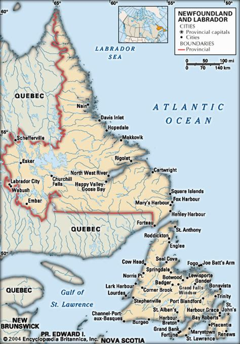 map of the valley isle 9th edition reference newfoundland and labrador history geography
