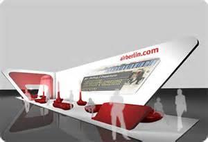 Marken in 3D: Faszinierende Referenzkonzepte | JAHPLAN GmbH Messestand ... L Tur